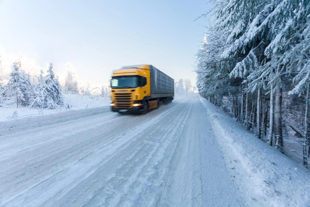 مدیریت بحران حمل و نقل جادهای در زمستان