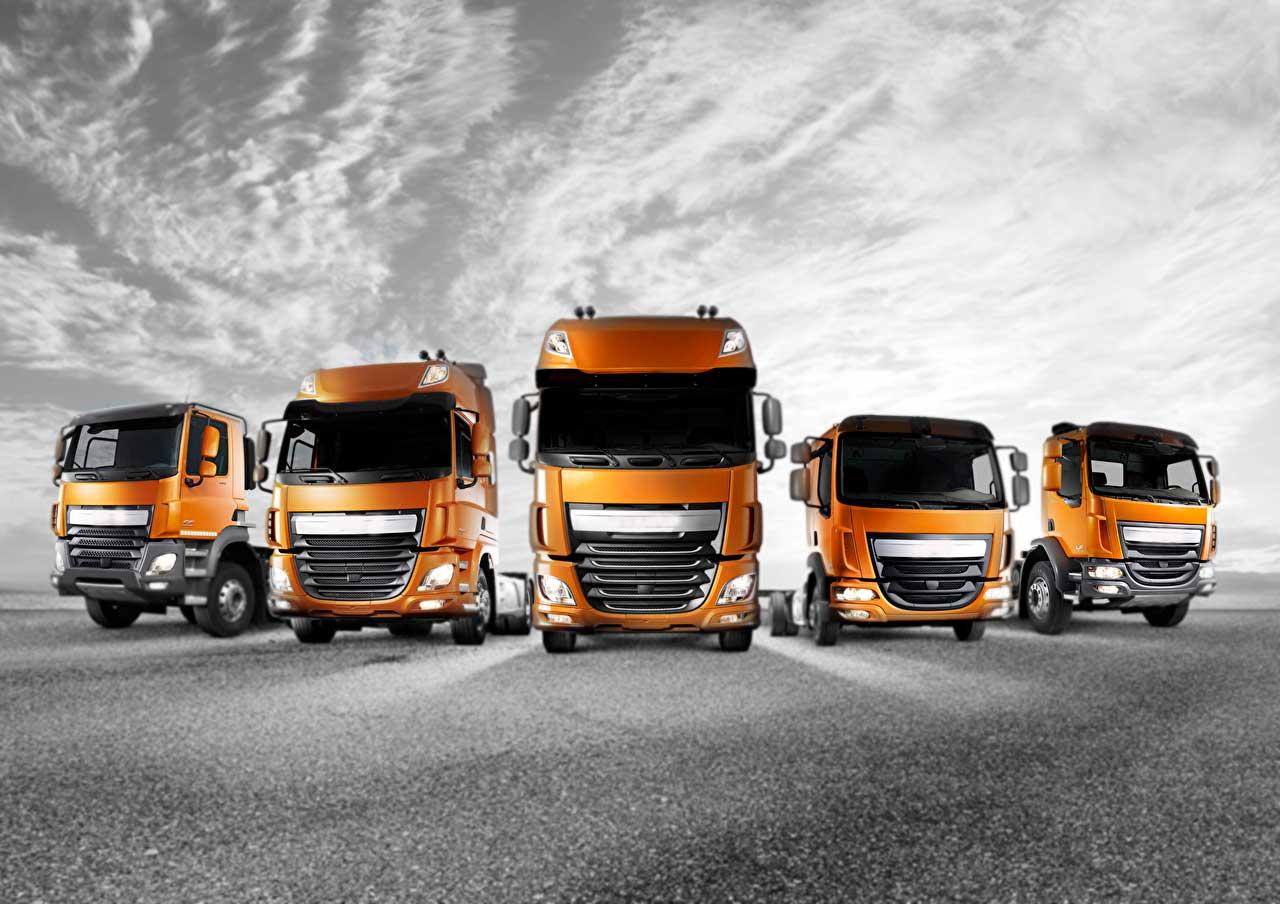 معرفی انواع کامیون حمل بار