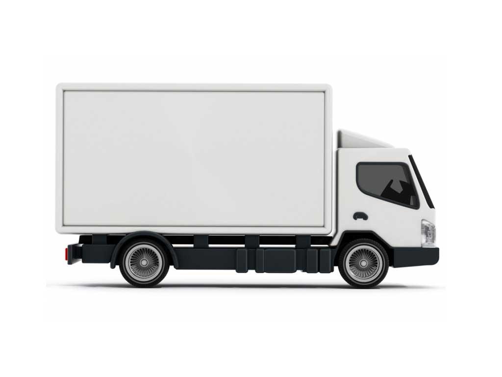 کامیون اتاق دار