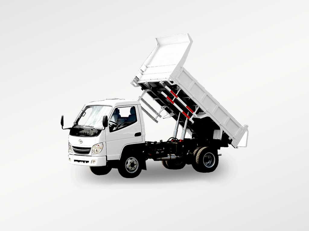 کامیون کمپرسی