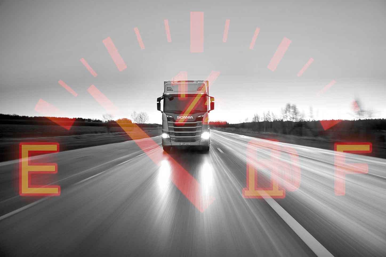 کارت سوخت رانندگان ترانزیت