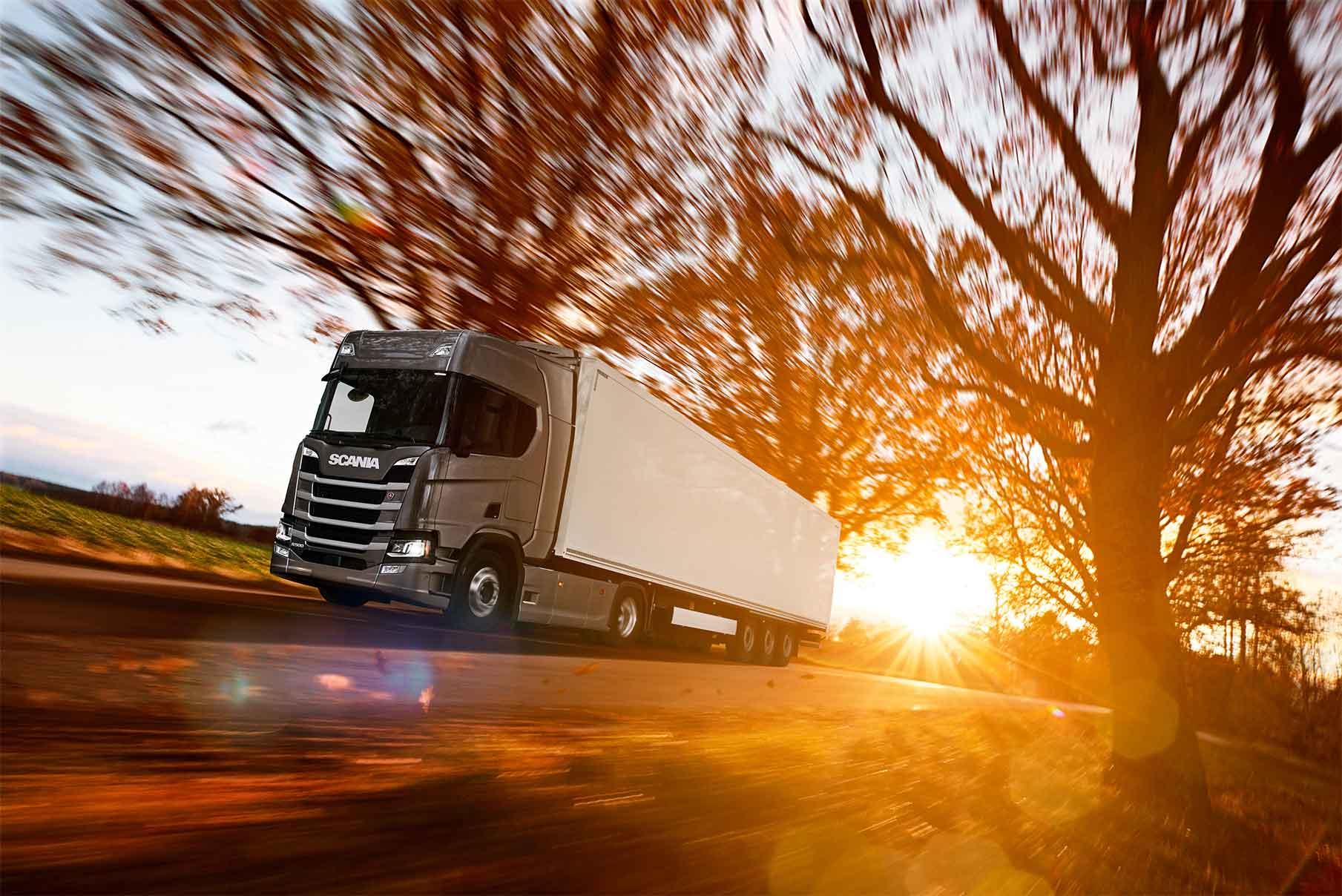 چند توصیه به رانندگان کامیون برای رانندگی در تابستان