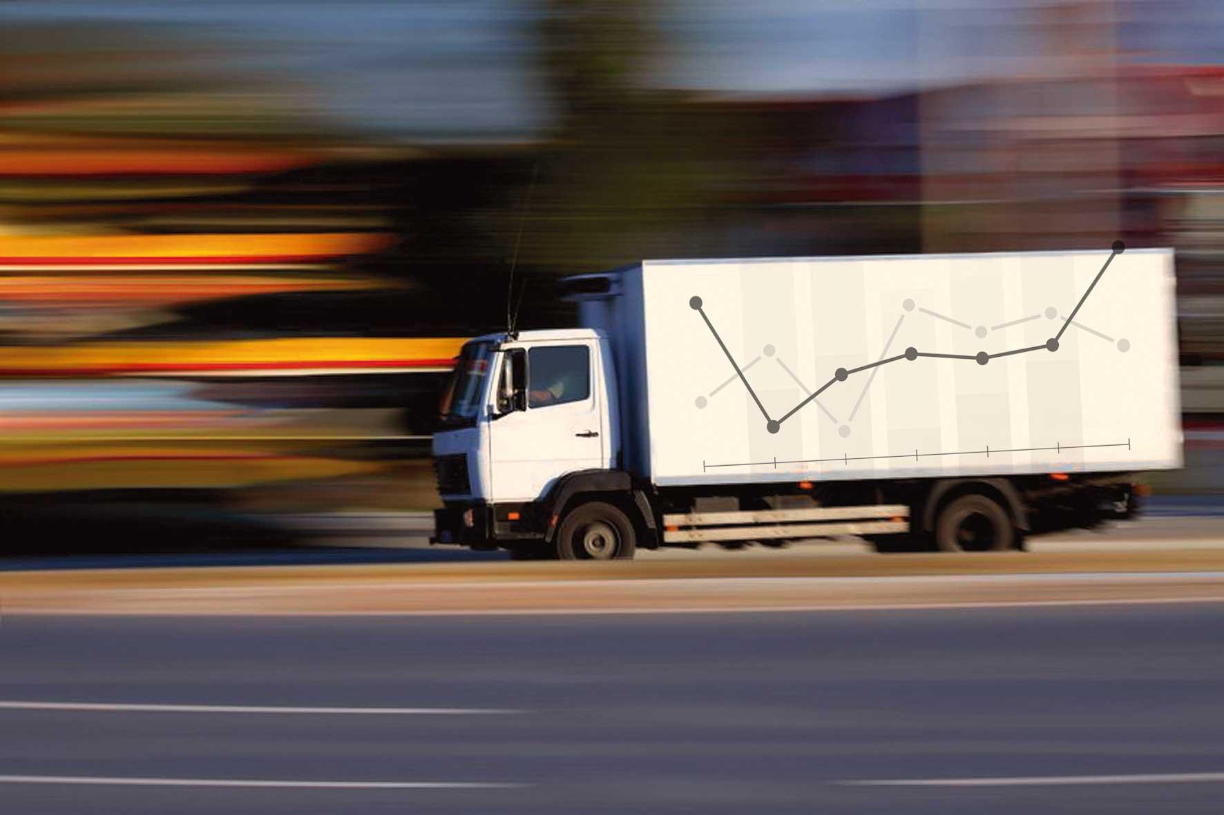 کارنامه سازمان راهداری در بخش حمل و نقل جاده ای کالا
