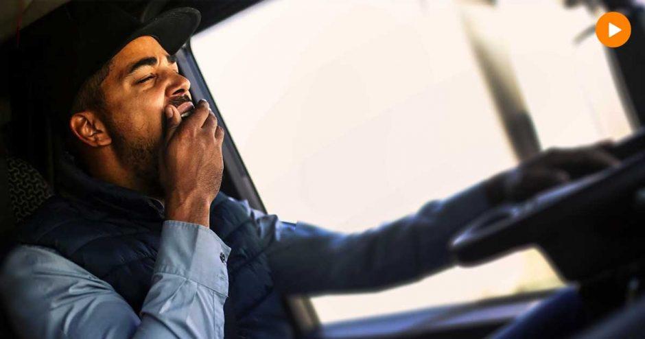 بهترین راهکارهای رفع خواب آلودگی حین رانندگی